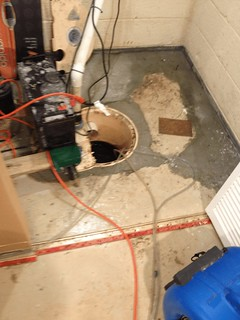 Flooded Basement Cleanup Yardley PA (5)