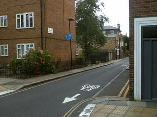 Wolsey at Islip Street