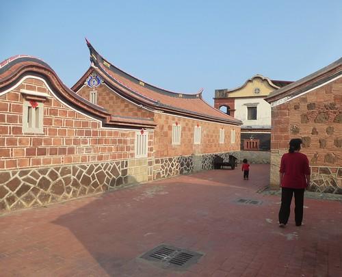 Taiwan-Kinmen Sud-est-Qionglin Village (1)