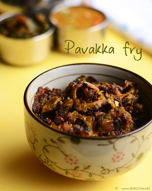pavakka-fry-recipe