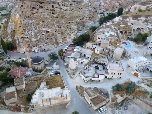 Turquie - jour 20 - Cappadoce, dans les airs et sous terre - 007 - Cappadoce en ballon
