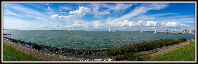 Lelystad geeft Lucht! (24-08-2014).