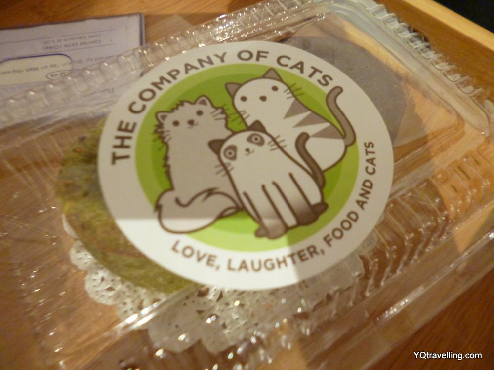 The Company of Cats logo