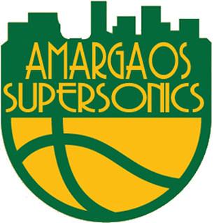 015. AMARGAOS SUPERSONICS