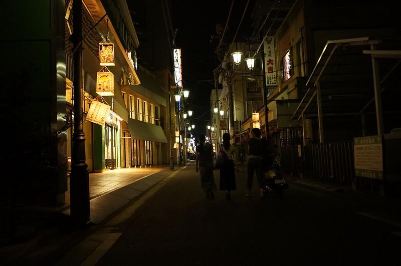 Night In KAWAGOE 1