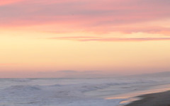 Pastel Sunset, Oceanside