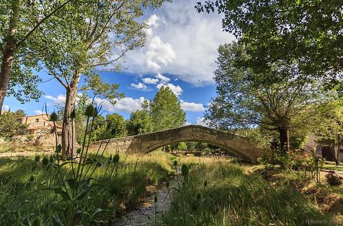 Puente medieval - Miravete de la Sierra