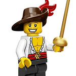LEGO Collectable Minifigures Series 12 - Swashbuckler