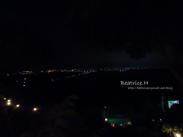 清豐濤月。夜