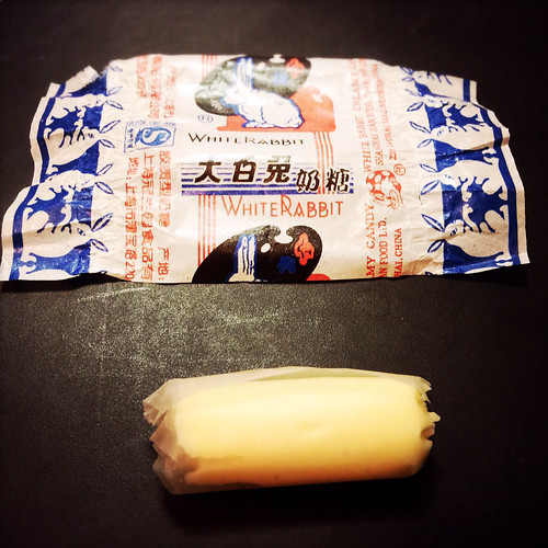 White Rabbit,  Creamy, Candy, chinese,  大白兔奶糖, 奶糖, milk candy