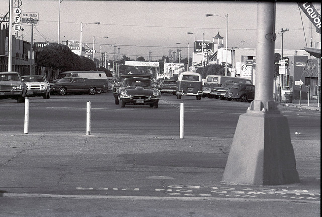 Seal Beach Main Street early 1970s