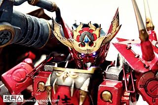 【圖多慎入!】好險小編有訂!《重甲侍鬼 – 上尉模式》最速入手開箱!~