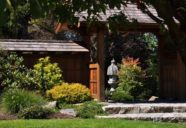 14901163185 75355436ea for Japanese garden entrance