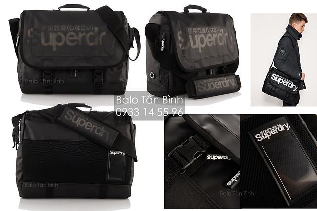 Balo Superdry chính hãng, chỉ bằng 1/2 giá web nè - 7