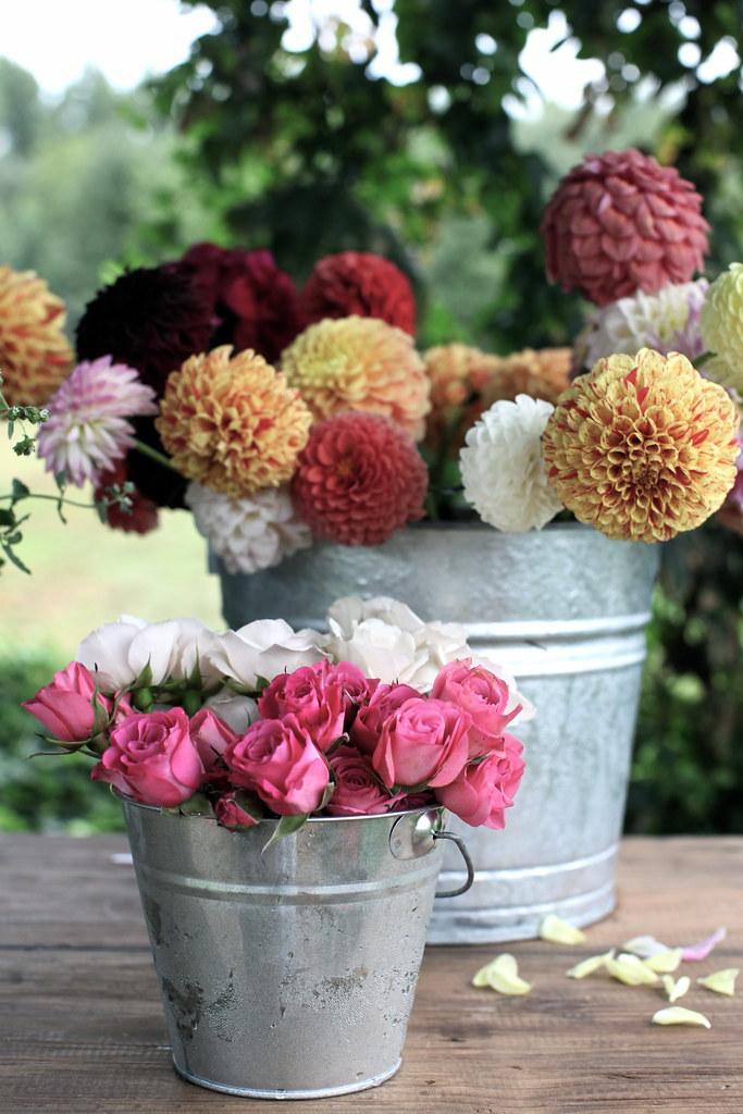 Summer Gathering: Florals