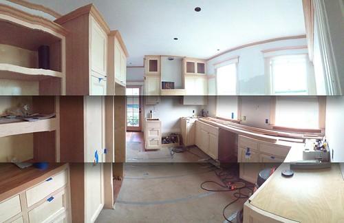 Kitchen Remodel, 6 Weeks In