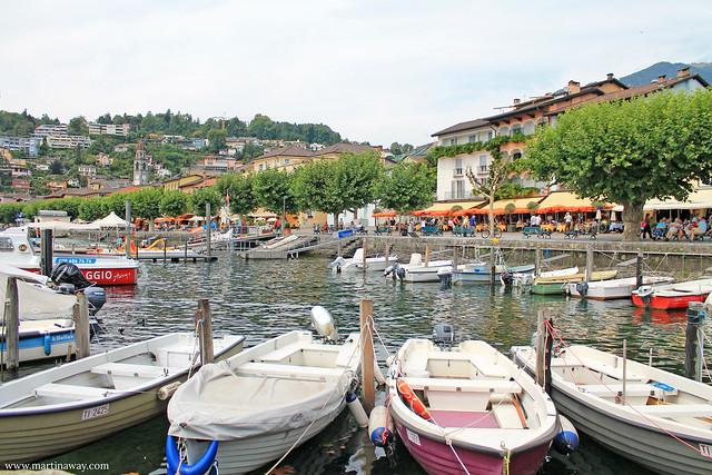 Lago Maggiore ad Ascona