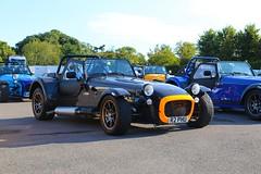 automobile, wheel, vehicle, performance car, automotive design, caterham 7 csr, caterham 7, antique car, vintage car, land vehicle, sports car,