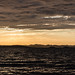 Black Sea, Orange Sky and Grey Clouds f/3.5, 1/800sec., ISO 100, 46mm