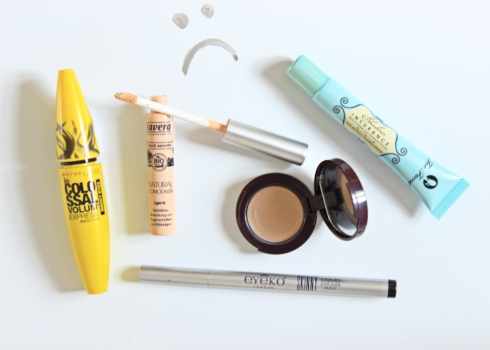 Disappointing Products Review - Maybelline, Lavera, Too Faced, Eyeko & Wild About Beauty