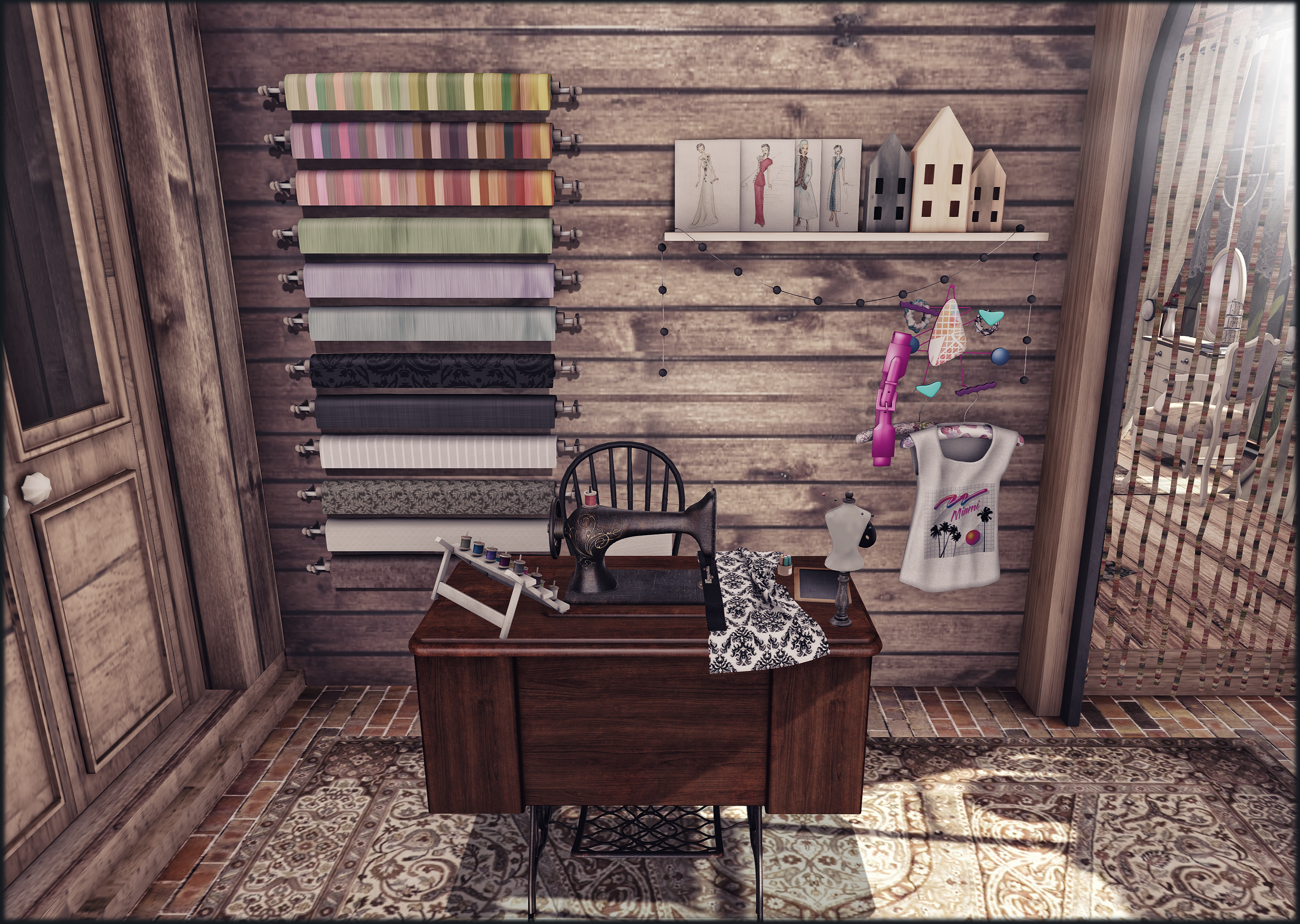 The Sewing Corner