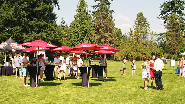 The Garden Party Vancouver | VanDusen Botanical Garden, Shaughnessy