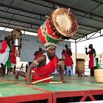 Amani Festival 2014 - Groupe tambourinaires du Burundi