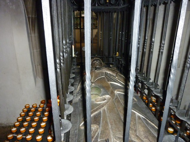 Qué ver qué hacer suiza Bad Zurzach - Sarcófago de Santa Verena