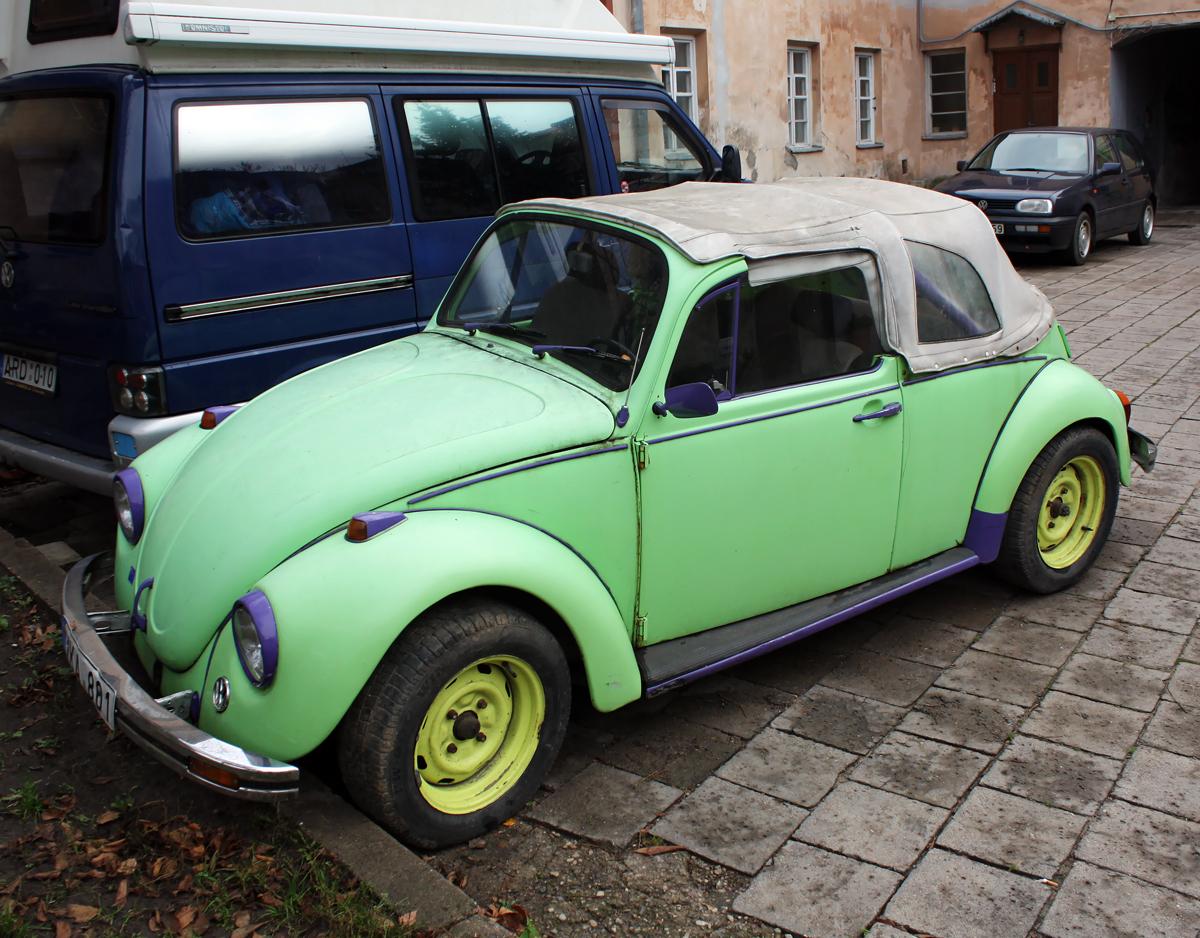 VW Beattle