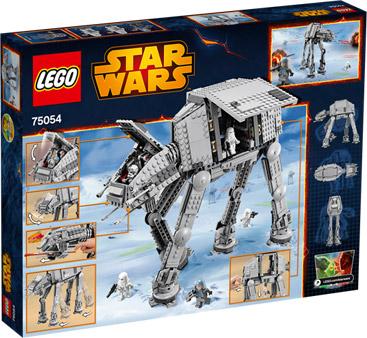 LEGO Star Wars 75054 AT AT  vidéo Dailymotion