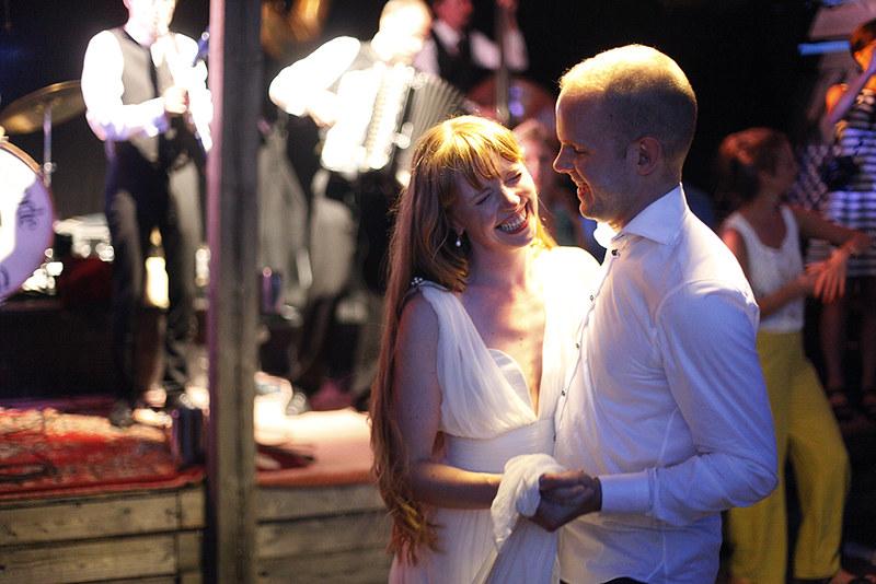 Julie + Johan