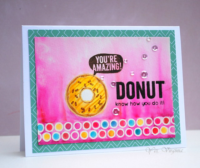 donut know how you do it...