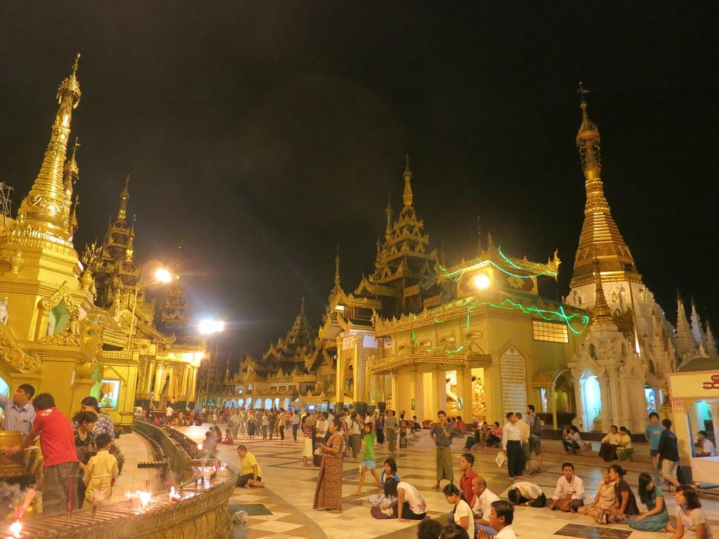 Bangkok ja Yangon 2 133