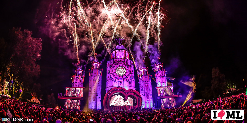 The Mysteryland endshow