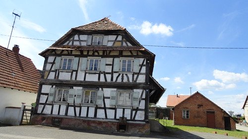 2345 -Leitersweiller, Alsace  - D52