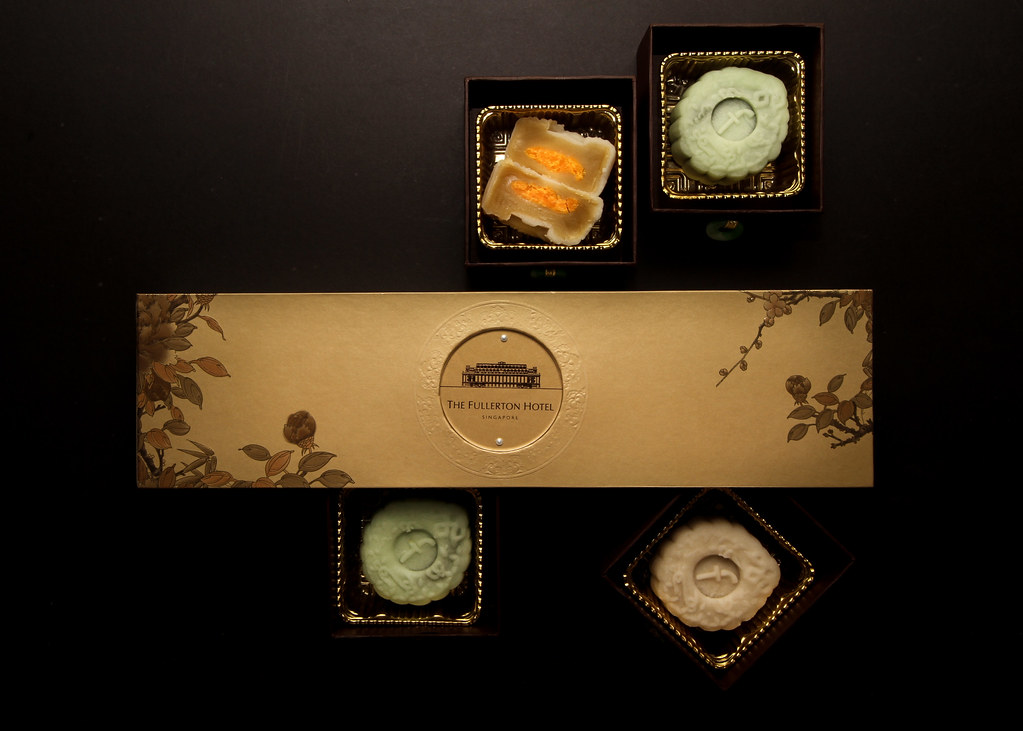 Mooncake Guide 2014: Jade Restaurant
