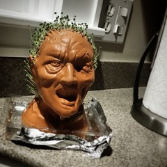 Remember when Chia Pets didn't want to eat your brains?