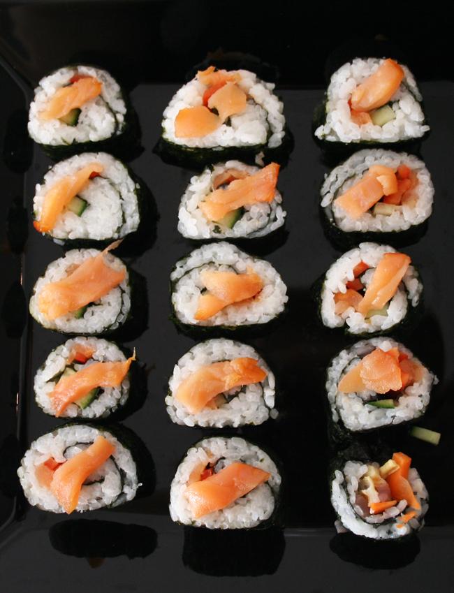 Sushi-ilta8