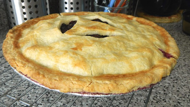 Serviceberry Pie 20