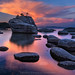 Bonsai Rock Sunrise by wilson_ng