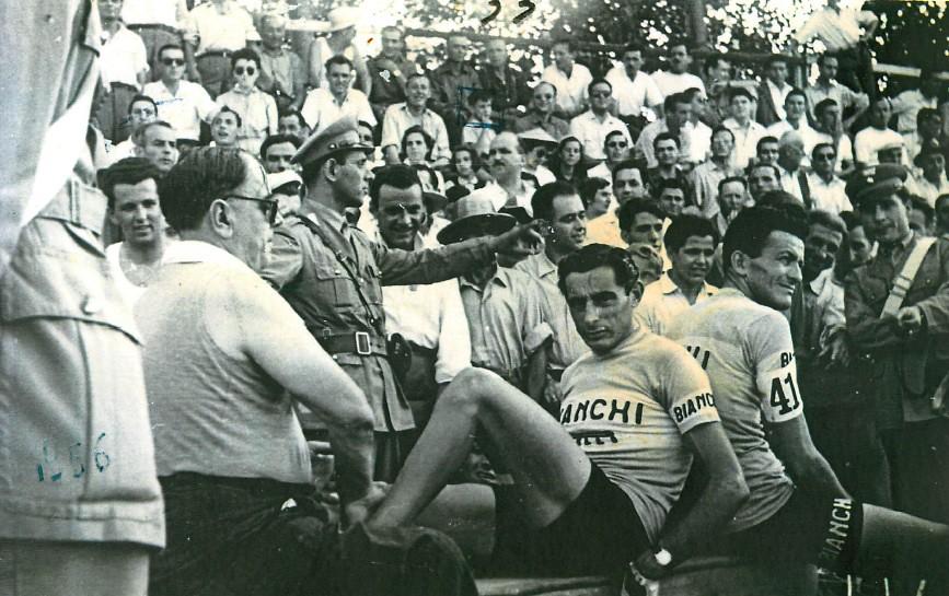 Montagnana -PD- 26 luglio 1953 (foto Vinicio Cocco)