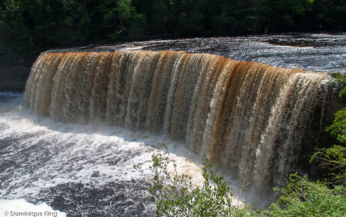 Tahquamenon Falls, Michigan, Upper Peninsula