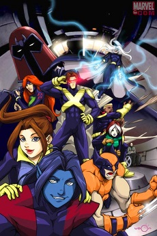 Xem phim X-Men Evolution - Season 1 - X-Men Evolution Ss1 Vietsub