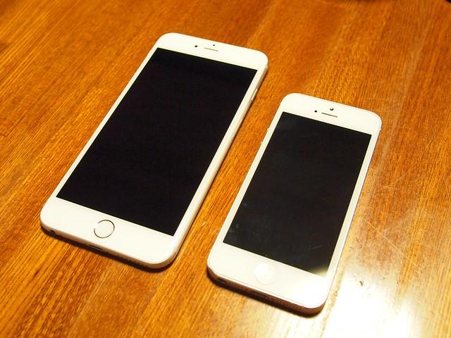 2014.9.21 iPhone6 Plus