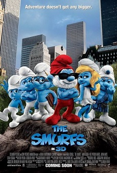 The Smurfs (2011) - Xì Trum