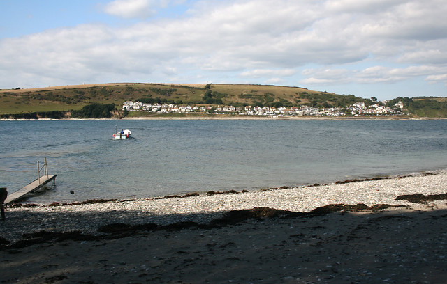 Hannafore from Looe Island