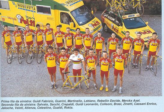 Team Polti 1998