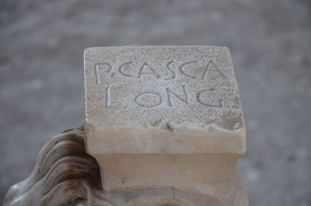House of P. Casca Longus, Pompeii