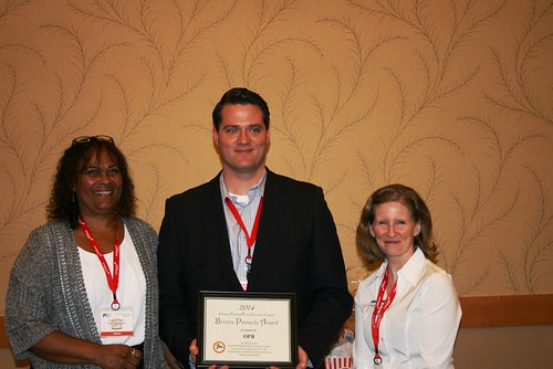 2014 Bronze Pinnacle Award - OPB