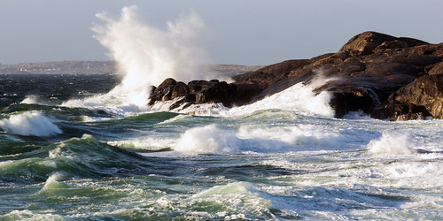 ocean sea nature water stone göteborg island coast rocks power sweden crash gothenburg wave foam sverige element archipelago skärgård hönö öckerö canonef70200mmf4lisusm västragötalandcounty canoneos6d